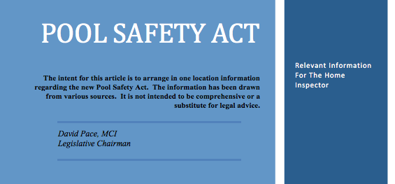 Pool Safety Act